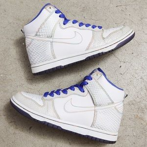 Nike Dunk High 6.0 'White Fish Scale'